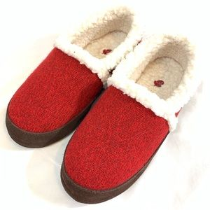 Like New Acorn Slippers!